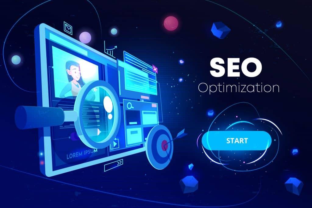 SEO – Search Engine Optimization.